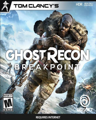 Tom Clancy's Ghost Recon: Breakpoint Cover Art