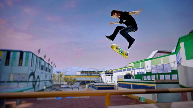 Tony Hawk's Pro Skater 5 Screenshot