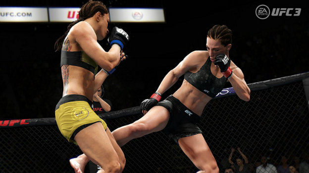 EA Sports UFC 3 Screenshot