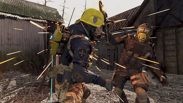 Umbrella Corps Screenshot