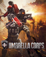 Umbrella Corps Cover Art