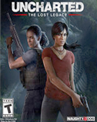 Uncharted: The Lost Legacy Cover Art