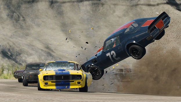 Wreckfest Screenshot