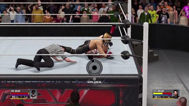 WWE 2K16 Screenshot