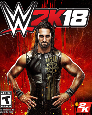 WWE 2K18 Cover Art