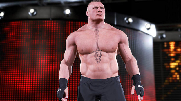 WWE 2K20 Screenshot