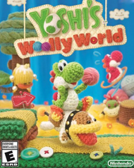 Yoshi's Woolly World Box Art