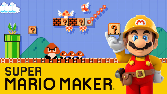 Creating the Super Mario of Your Dreams Couldn't Be Simpler!