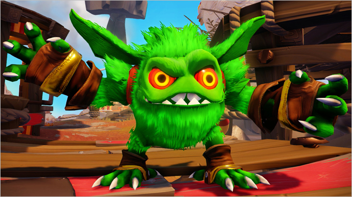 Skylanders Gets Supercharged and Supersized