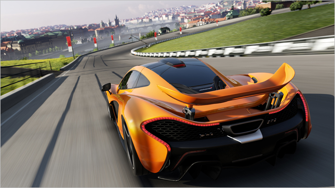 Forza Motorsport 6 Powerslides Its Way Onto Xbox One
