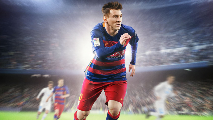 EA Sports Splits the Sticks With FIFA 16