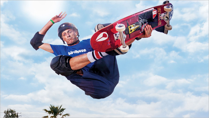 Tony Hawk Shows His Age With Activision's Latest Debacle in Pro Skater 5