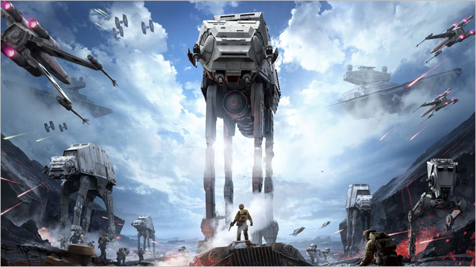 Star Wars Battlefront Is a Must-Play
