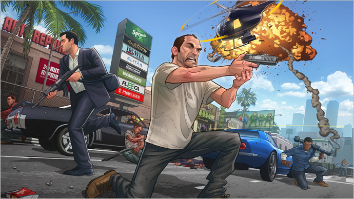Did GTA V Set the Bar WAY Too High?