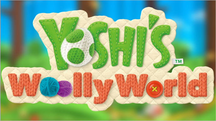 Yoshi's Finally Back in a Yarny Masterpiece