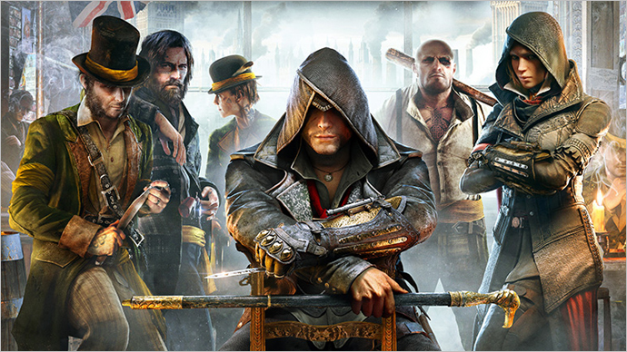 The Canes, Trains, and Carriages of Assassin's Creed: Syndicate