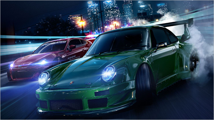 Need for Speed is a Reboot That's Just More of the Same...And We're Psyched!