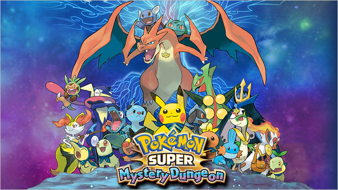 360 Degrees of Dungeon Crawling with Pokemon Super Mystery Dungeon