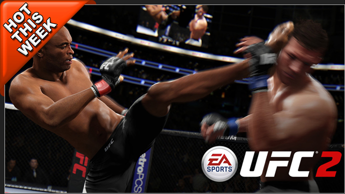 UFC 2 is Loaded With Content That Packs a Heavy Punch