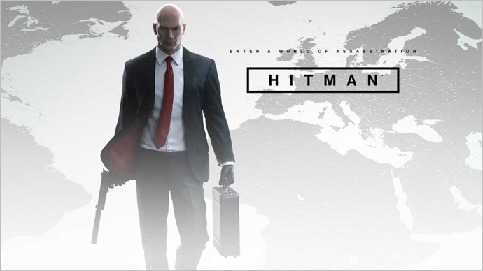 Enter a World of Assassination with Hitman...Again.