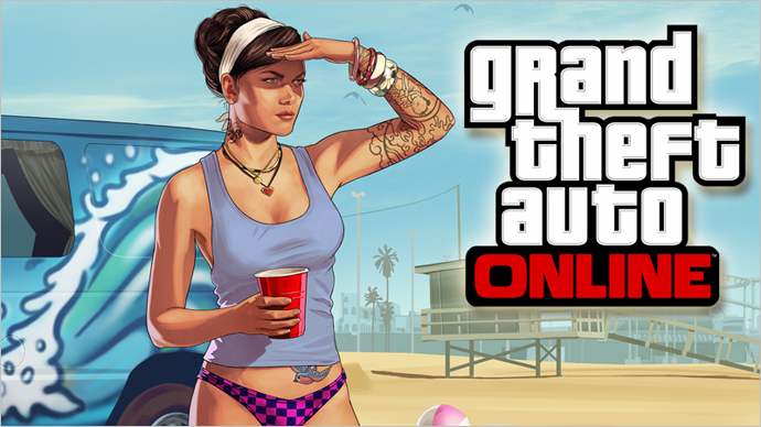 5 Reasons You Should Be Playing GTA Online