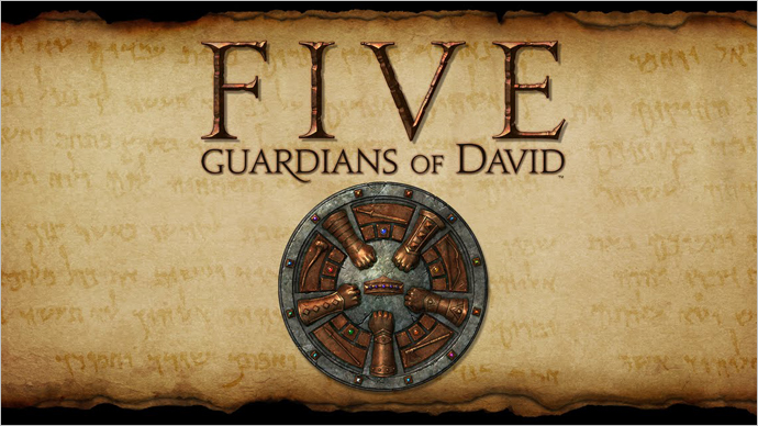 Five: Guardians of David is an Action-RPG of Biblical Proportions