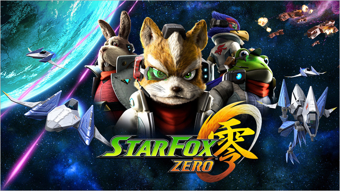 Shoot for the Stars with Star Fox Zero