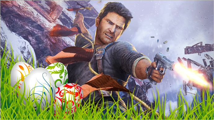 Top 10 Uncharted Easter Eggs