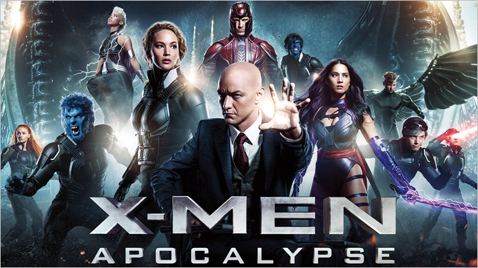 5 Reasons Apocalypse Could be the Best X-Men Movie Ever