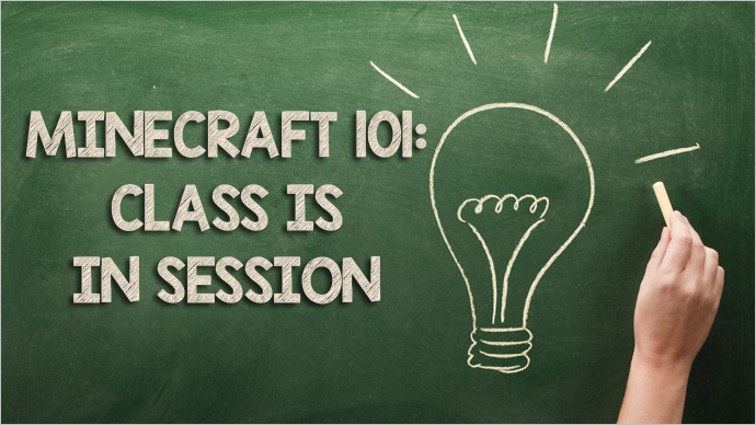 Why We Need Minecraft in the Classroom