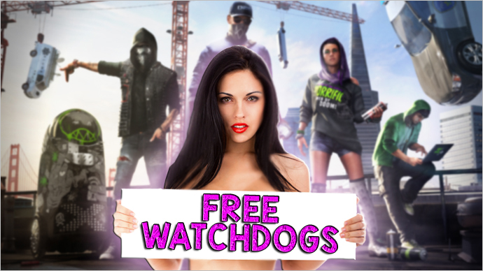 Why the Nudity in Watch Dogs 2 Should Not Be Removed