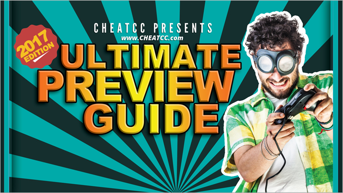 CheatCC's 2017 Preview Guide