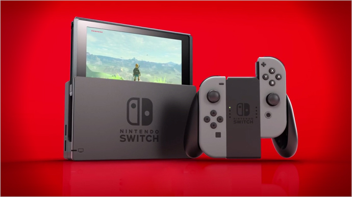 Does the Switch's Launch Line-up Really Suck?