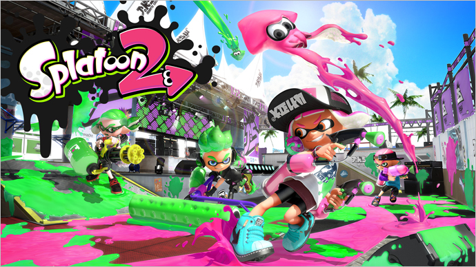 Splatoon 2 Preview