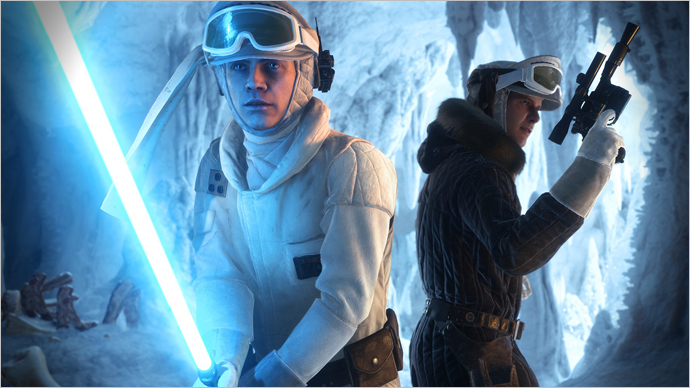 Saying Goodbye to Star Wars Battlefront