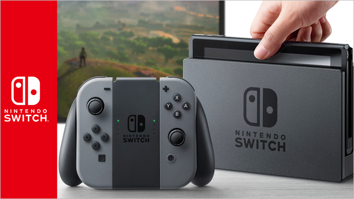 Nintendo Switch Console Review