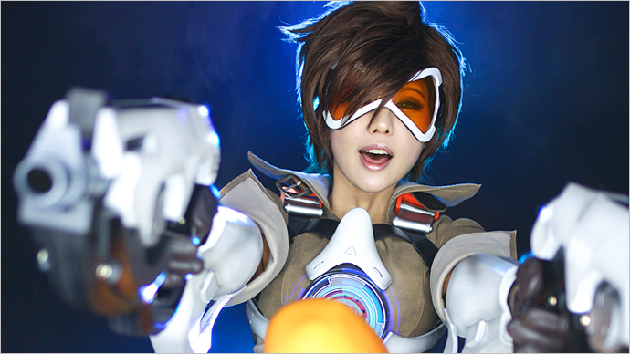 8 Awesome Overwatch Cosplays You Can't Miss