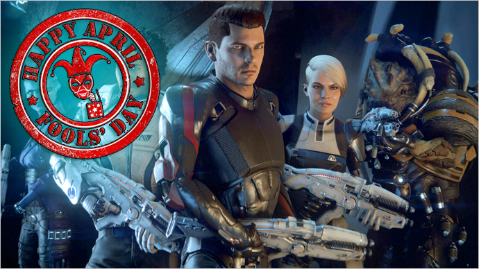 Get Under the Hood with the New Mass Effect: Andromeda DIY Pack!