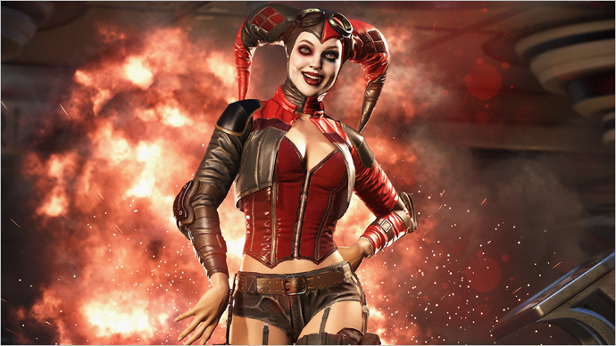 Is Injustice 2 the Hottest Looking Game of 2017?
