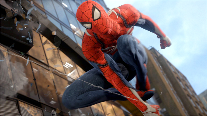 Spider-Man Hands-on Preview
