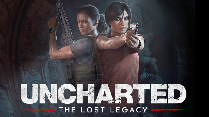 Uncharted: The Lost Legacy Hands-on Preview