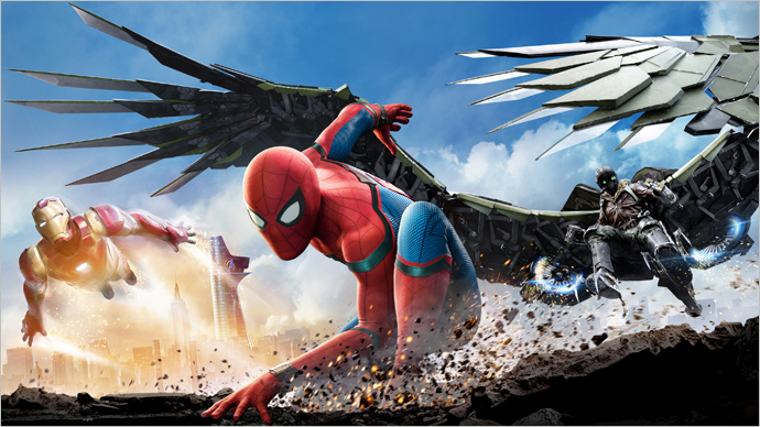 CheatCC's Spider-Man: Homecoming Gaming Wishlist