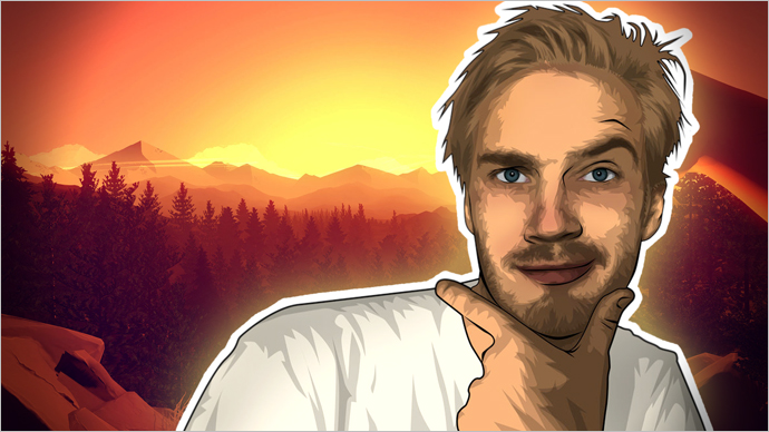 Has the PewDiePie Backlash Left Firewatch Roasted?