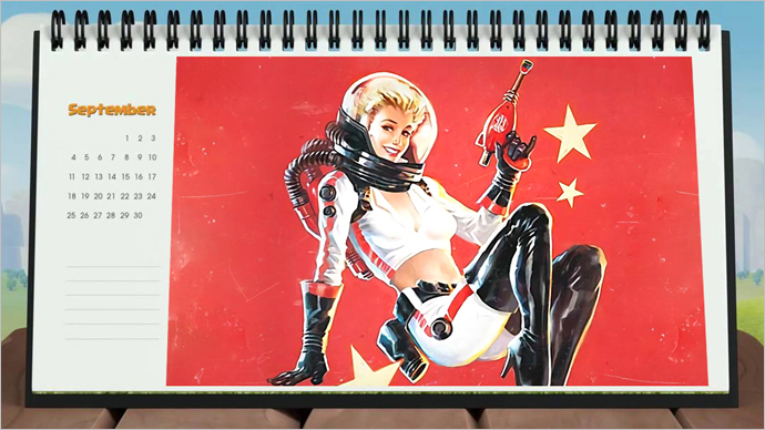 Where Are Our Sexy Video Game Calendars?