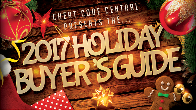 CheatCC's 2017 Holiday Buyer's Guide
