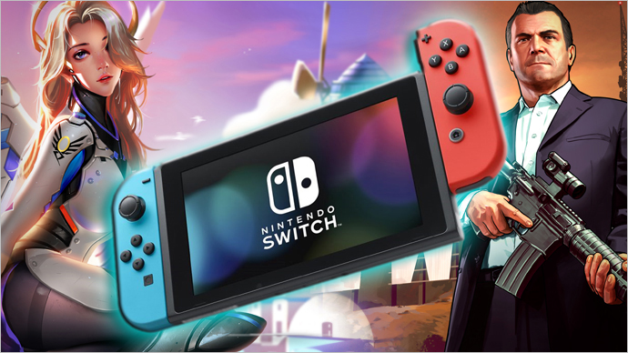 Top 8 Games We Need on the Nintendo Switch