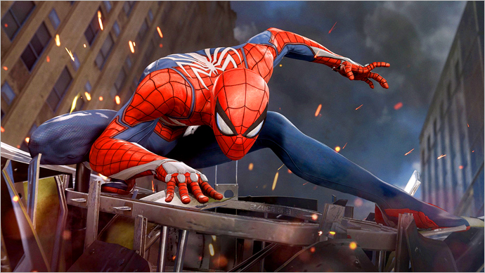 Why Insomniac's Spider-Man Has Our Spider-Sense Tingling