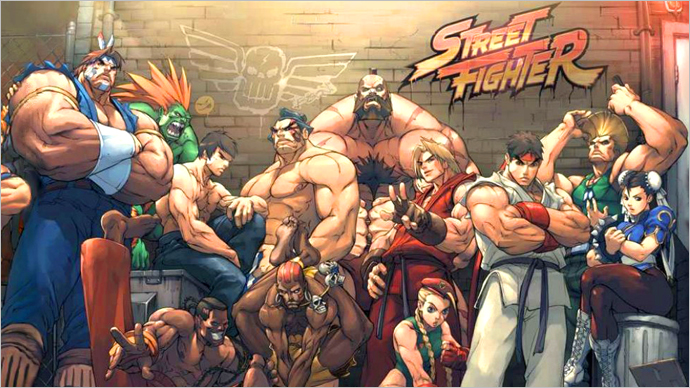 Why the Street Fighter Collection Is so Important to Game History