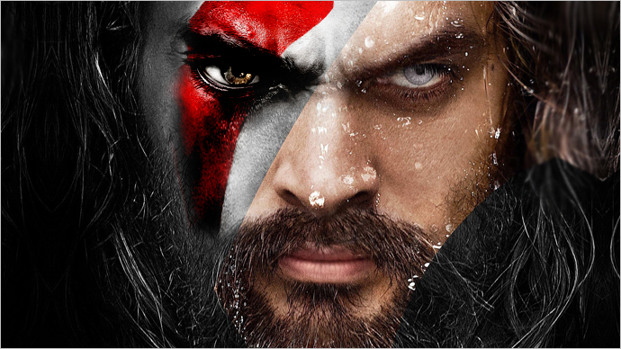 Is Jason Momoa the Perfect Kratos?