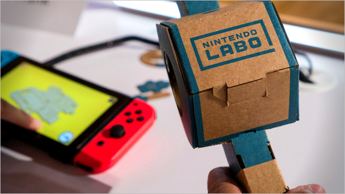 Does Labo Prove Nintendo is Back on Track?